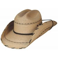 2319 Miller 20X Distressed Palm Hat