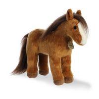 Aurora Miyoni Brown Horse 12 Inch Stuffed Animal Toy 26321