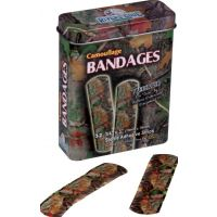 320 Camo Bandages- 32 in a box