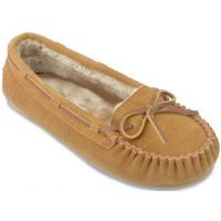 4011 Cally Slipper Warm Pile Lining Minnetonka Moccasins Womens Shoes