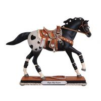 Trail Of Painted Ponies Rope My Heart Figurine 4058666
