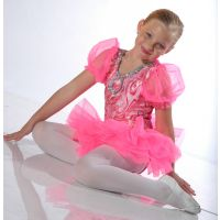 4608 SWIRLS AND TWIRLS Dance Recital Costumes