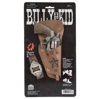 Parris Manufacturing Billy the Kid Gun Set Kids 4617C