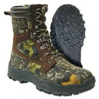 555960 Ghost Lake Mossy Oak Insulated Itasca Mens Hunting Boots