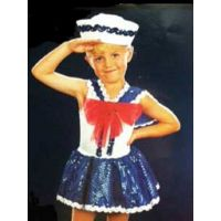 5907 Good Ship Sweetie Recital Costume Ch