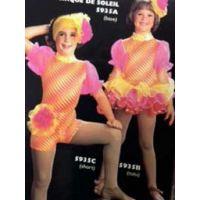 5935B Cirque De Soleil Tutu Recital Costumes