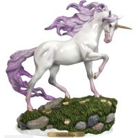 The Trail Of Painted Ponies Unicorn Magic Figurine 6001096