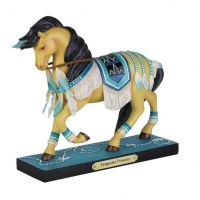 Trail Of Painted Ponies Turquoise Princess Figurine 6004260