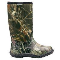 BOGS Classic High Mossy Oak Kids Waterproof Boots 61672