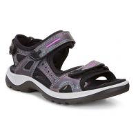Ecco Iridecent Yucatan Womens Adjustable Strap Sandals 69563-01299