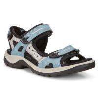Ecco Arona Blue Yucatan Womens Adjustable Strap Sandals 69563-02292