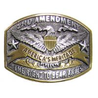 707 2nd Amendment, The Right to Bear Arms Andwest Buckle