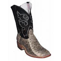 Cowtown Rattlesnake Sq Toe Mens Boot Q715