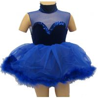7302  Hey Daddy Dance Recital Costume