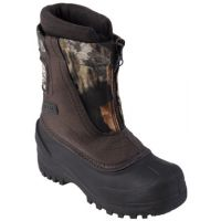 806835 Snow Stomper II Camo Front Zipper Itasca Toddlers Winter Boots