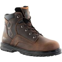 Brown Magnus 6in Soft Toe Lightweight Timberland PRO Mens Work Boots
