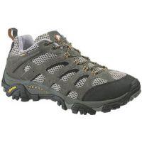 Merrell Ventilator Dura Leather/Mesh Walnut Mens Trail 86595