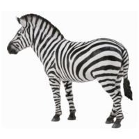 Breyer by Collecta Black and White Common Zebra Childrens Toys