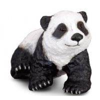 Breyer Collecta Black and White Giant Panda Cub Sitting Childrens Toy 88219