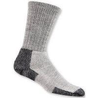 KLT Grey/Black Unisex Thick Cushion Thorlo Hiking Socks