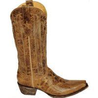 Old Gringo San Marcos Bone Stars & Stripes Womens Western Boots YL066