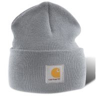 A18HGY Heather Grey Acrylic Watch Carhartt Hat