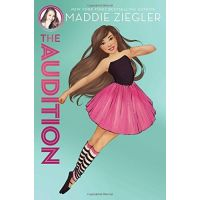 CJ Merchantile The Audition Hardcover Book Maddie Ziegler B-52