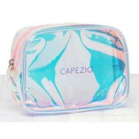 Capezio Holographic Make-Up Bag B226