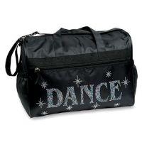 B446 Black Bling it Dance! Dance Bag