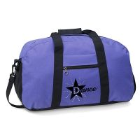 B700 Purple Star Dance Bag