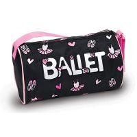 Danshuz Tutus & Pointe Shoes Duffel Bag B967