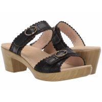 Alegria Finley Bobbi Adjustable Strap Womens Slip On Sandals BOB-101