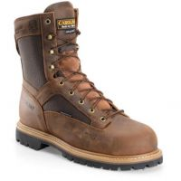 Carolina Mens Waterproof Insulated Lace Up Compostie Toe Work Boots