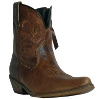 Dan Post Dingo Brown Adobe Rose Womens Western Boots DI692 **ONLINE ONLY**