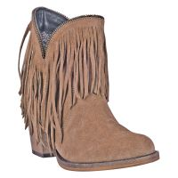 Dan Post JuJu Womens Leather Fashion Western Boots **ONLINE ONLY**