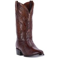 Dan Post Antique Tan Raleigh Mens R Toe Western Boots **ONLINE ONLY**