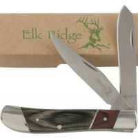 Elk Ridge Gentlemans Stockman Pocket Knife ER-220MMP
