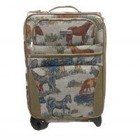 T001413MED#H2 Medium Luggae for Horse Lovers