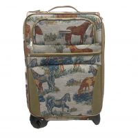 T001413LG#H2 Large Luggage for Horse Lovers