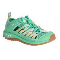 Chaco Teal Big Kid's Kids Outcross 2 Shoes J180263