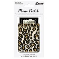 IDecoz Leopard Phone Pocket LE649C