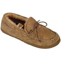 Old Friends Loafer Moc Fleece Slip-On Mens Slipper MOC-421167