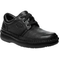 Propet Village Walker Black Leather Mens Casual M4070-Black