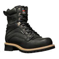 Milwaukee Drysdale Black Mens Boots MB406