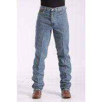 MB90530001 Green Label Medium Stonewash Men's Cinch Jeans