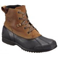 Sorel Ankeny Waterproof Brown Mens Boots 1553381-286