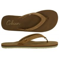 Cobian Tan Pacifica Womens Thong Sandals PAC18-TAN