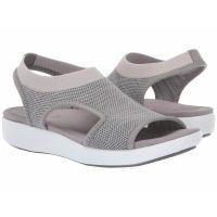 Alegria Traq Grey Queen Womens Comfort Sandals QEE-5021