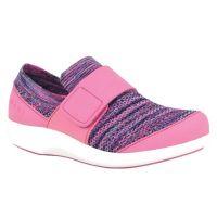 Alegria Traq Pink Qwik Womens Comfort Shoes QWI-5696