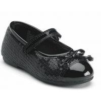 Rachel Lil Capri Black Sequins Girls Dress LCAPR-BLSQ